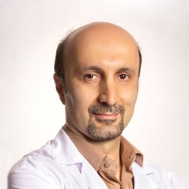 Dr. Mohamad Jabari - M.D.     Head of Urology Dept.