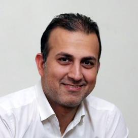 Behrooz Safajou - IT Manager
