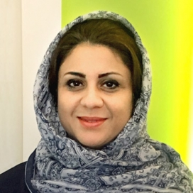 Pegah Ebadi -  M.Sc.  -  Head of Medical Unit