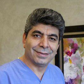 Dr. Abdolreza Rooyintan         M.D. - Head of Plastic Surgery Dept.