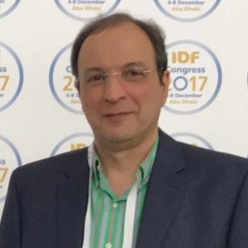 Dr. Alireza Esteghamati     MD - Head of Scientific board