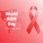 WORLD AIDS DAY – December 1st