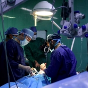 Corneal transplantation with the cutting-edge method in Iran