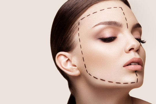 Face & Neck lift package in Iran