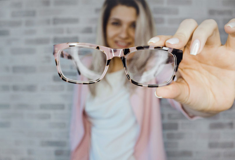 Not resting glasses on nose - Rhinoplasty Recovery Tips
